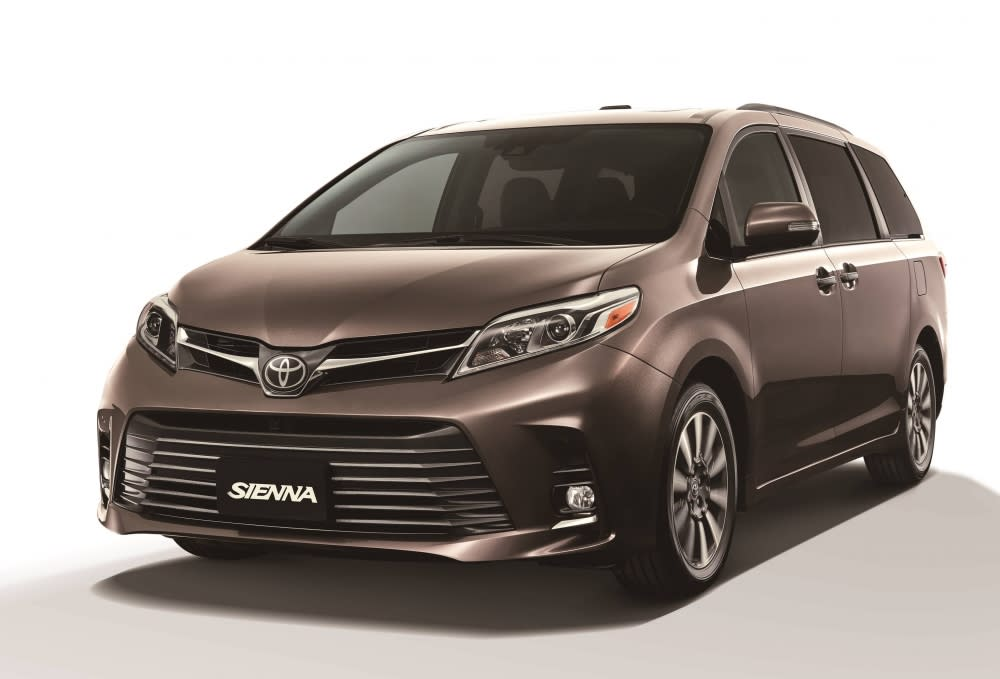 美式保母 改頭換面更安全|Toyota All New Sienna正式上市