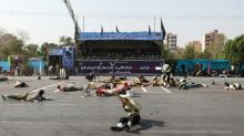 Timeline of recent attacks in Iran by militant groups