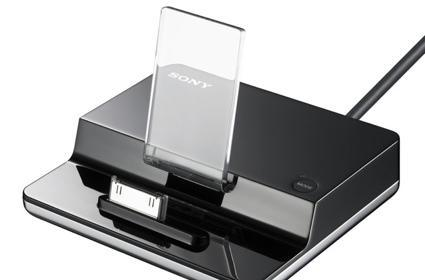 Dock your iPod to your Sony BRAVIA system