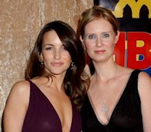 Kristin Davis Endorses Cynthia Nixon for Governor of New York Because Friendships Never Go Out of Style