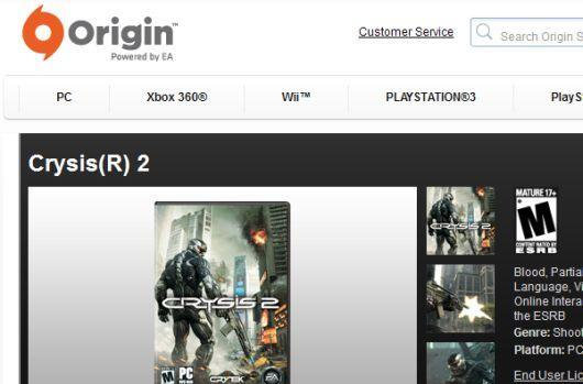EA's DeMartini claims Origin has 'never been about' competing with Steam