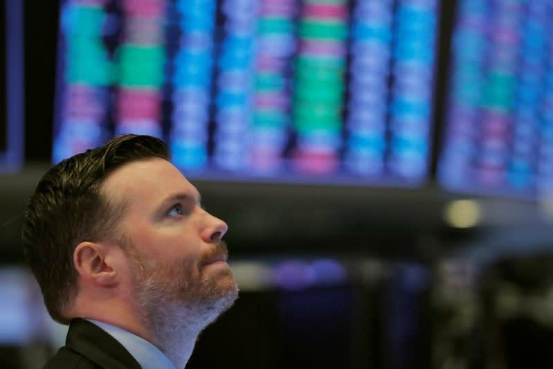 Stocks fall, bonds climb amid concern over longer trade war