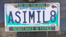 Legal organization gets involved in licence plate fight