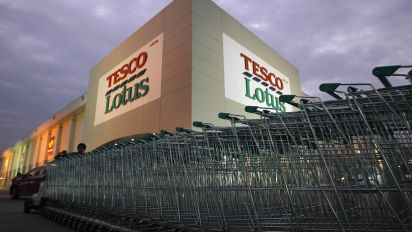 Tesco considers sale of Asian business