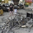 3 killed in southern India in clashes over Facebook post