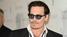 Embriagado, Johnny Depp ataca membro da equipe durante gravação nos EUA