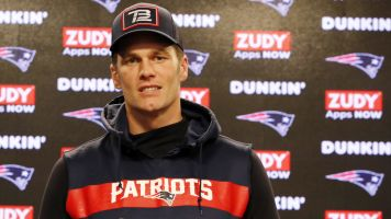 For once, nobody knows what to expect from TB12