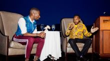 Deray Mckesson talks to one of Africa's biggest activists about reparations, equality, and reconciliation