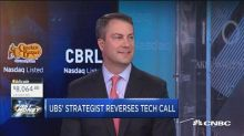Why UBS capitulated on its bearish tech call