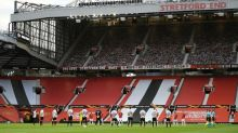 Man Utd 'frustrated' by shutout of fans as revenues decline