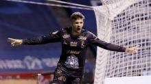 El León lidera el Apertura; el uruguayo Jonathan Rodríguez a los goleadores