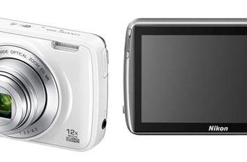 Nikon's Coolpix S810c is a second attempt at an Android compact camera