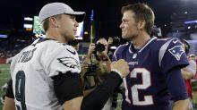 Brady, Patriots beat Eagles 37-20 in Super Bowl rematch