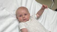 Mãe mostra como simples mensagem para o marido salvou a vida de seu bebê