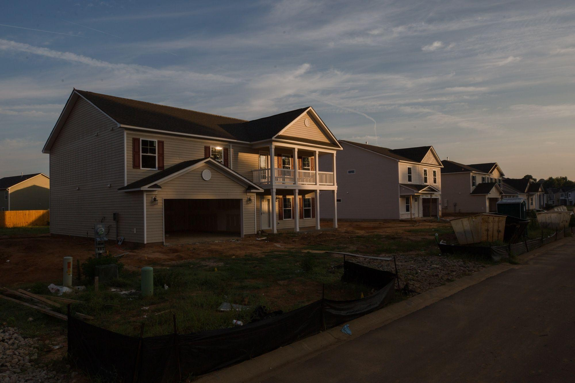 U.S. Mortgage Rates Slide to Lowest in More Than Five Months