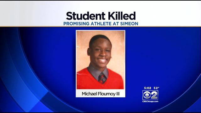 Police Following Up Leads In Death Of Simeon Student