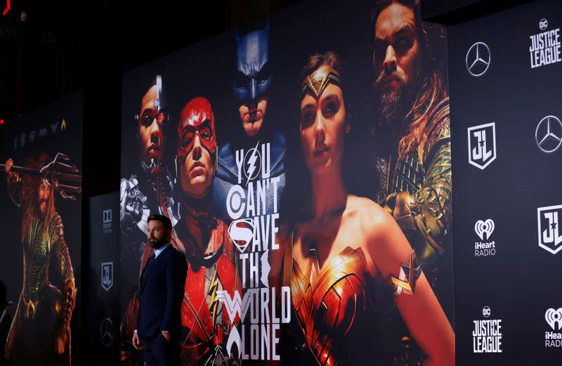 FA Cup clash features 'Justice League' film fans' push for 'SnyderCut'