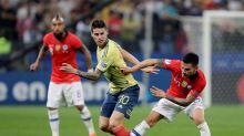 James Rodríguez, Falcao García y Duván Zapata encabezan ataque de Colombia contra Venezuela y Chile
