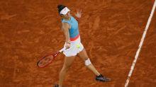 Roland-Garros: Garcia pour un flashback, Gaston sur avance rapide