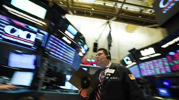 Stocks tumble on China, US debt fight as risks mount
