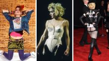 Madonna's most controversial fashion moments