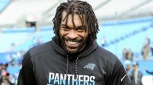 Julius Peppers' teammates couldn't believe he was in Nelly's 'Hot in Herre' music video
