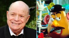 Late Don Rickles Will Still Appear in   Toy Story 4 as Mr. Potato Head: 'Nobody Can Replace Him'