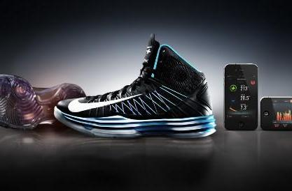 New Nike+ apps and shoes cater to basketball players and training athletes