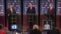 Republican NYC mayoral hopefuls spar in debate