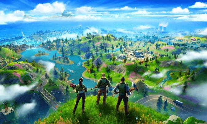 A Fortnite promotional image.