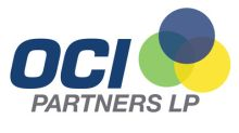 OCI Partners LP Announces Successful Closing of New $455M Term Loan B
