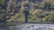 """""""Je suis venu en sachant que je n'irai pas jusqu'au front"""": des jeunes Franco-Arméniens ont tout quitté pour aider leur pays dans le conflit au Haut-Karabakh"""
