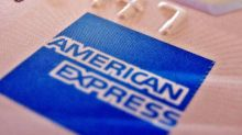 American Express Company (NYSE:AXP) Looks Interesting, And It's About To Pay A Dividend