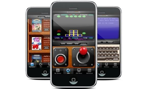 iPhone Commodore 64 app removed from App Store