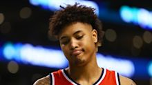 Celtics fans gave Kelly Oubre exactly as warm a welcome as you'd expect