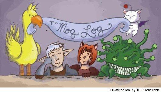 The Mog Log: Unabashedly squealing about Seekers of Adoulin