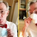 Bill Nye Calls Mask-Wearing 'A Matter Of Life Or Death' In New PSA