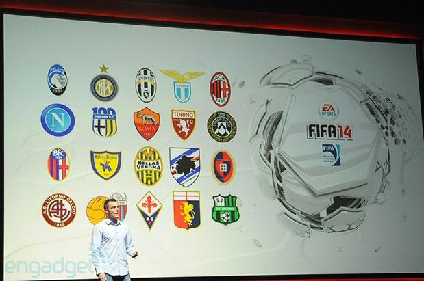 Start a FIFA 14 season on current-gen consoles and continue it easily on next-gen systems