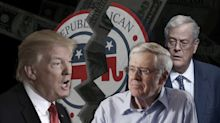 If the GOP is suffering an identity crisis, so are the Koch brothers