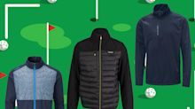 9 best men's golf jackets that will protect you from wind and rain