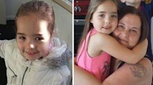 Girl dies after mistakenly diagnosed with tummy bug