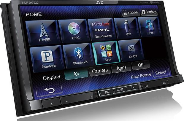 JVC expands app and smartphone compatibility for 2013 head units, gives Android users remote control