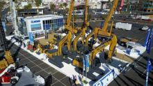 XCMG's CONEXPO-CON/AGG Opening Marks New Beginning in North America Market