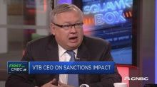 Europe achieves nothing but a new arms race with further sanctions against Russia, says VTB Bank CEO
