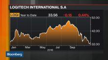 Logitech Rises After Plantronics Deal Falters