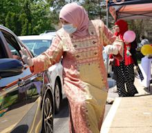 Muslims finding new ways to celebrate Eid amid coronavirus