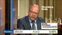 Allianz's de Vries-Hippen Sees Good Opportunities in European Stock Market