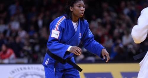 Judo - Marie-Eve Gahié s'impose avec maîtrise à Bucarest