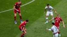Ronaldo im Mittelpunkt! Portugal schlägt Ungarn