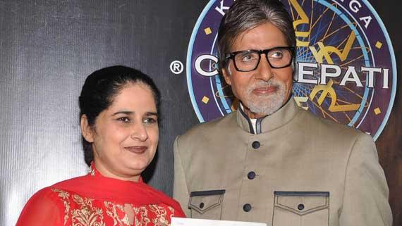 Check out! New Winner of KBC6